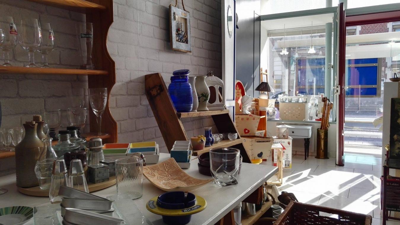 Calais Une Boutique D Antiquites A Ouvert Ses Portes