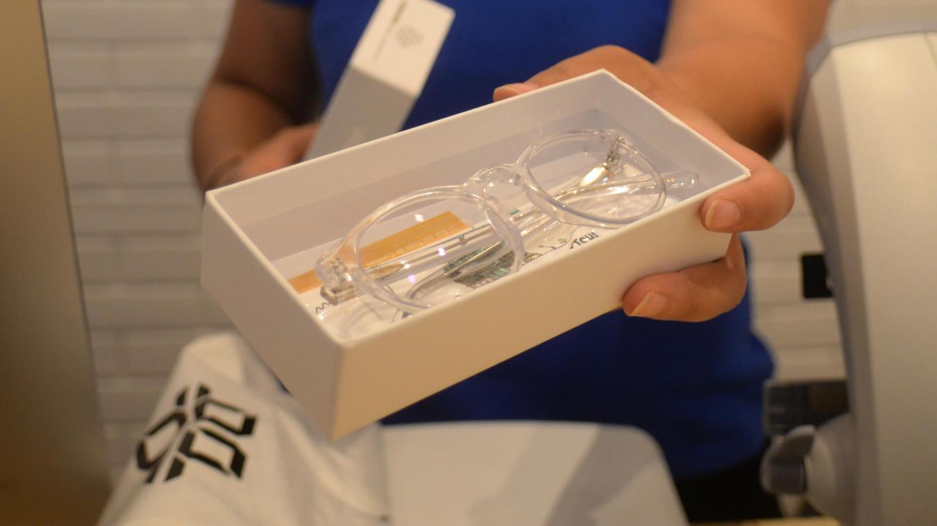 12bc5448b09f32 Ces lunettes traitées anti-lumière bleue (digital protect) avec une légère  correction auront