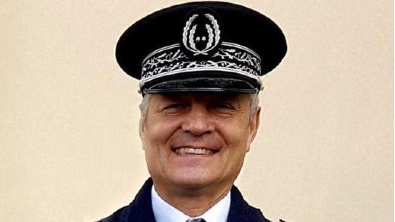 Sécurité  Luc-Didier Mazoyer sera le nouveau patron de la police ... f7fa9a99ac78