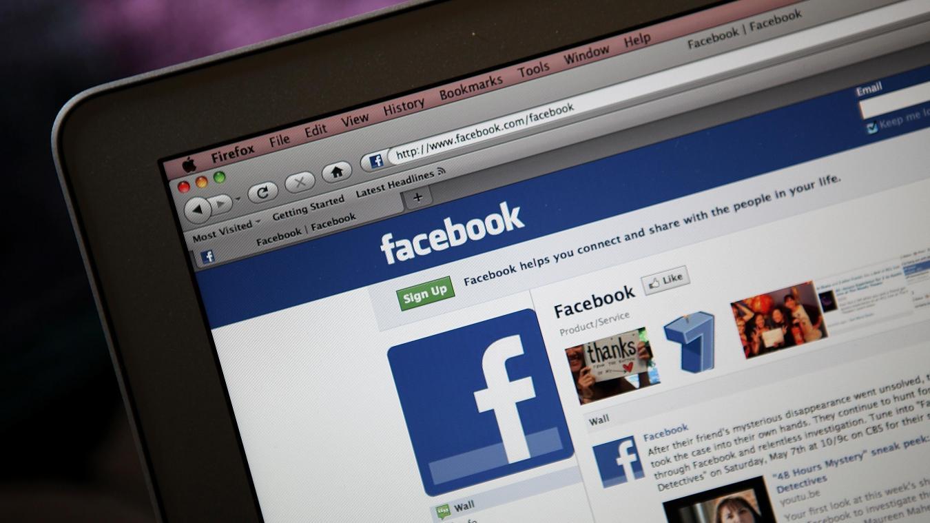b101502761585 Le jeune homme vendait les vêtements contrefaits via le réseau social  Facebook.