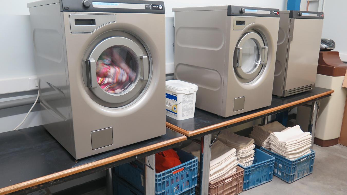 Nettoyer Machine À Laver Le Linge denain une laverie pour nettoyer le linge des écoles