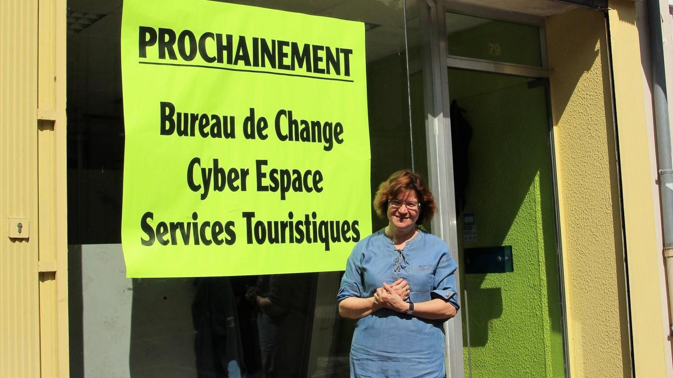 Boulogne sur mer un bureau de change et pas seulement va