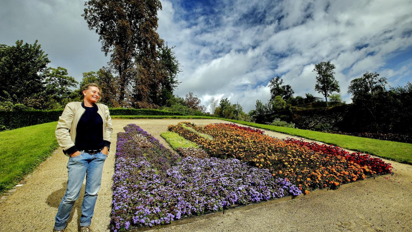 Image De Parterre De Fleurs maubeuge un parterre de fleurs puisé dans l'œuvre de judith