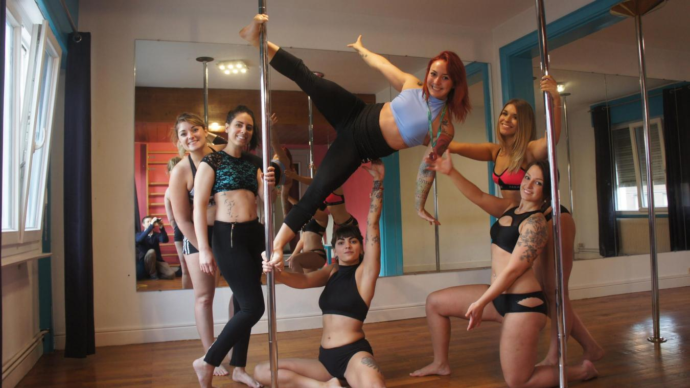 pole dance tourcoing