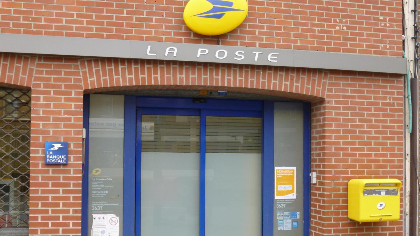 Haubourdin Le Bureau De La Poste Est Ferme Pendant Deux Mois Pour