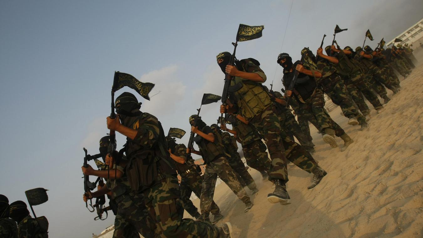 La récente chute de Daech pose le problème du jugement des ex-combattants. Dont certains nordistes partis vers 2014. PHOTO AFP
