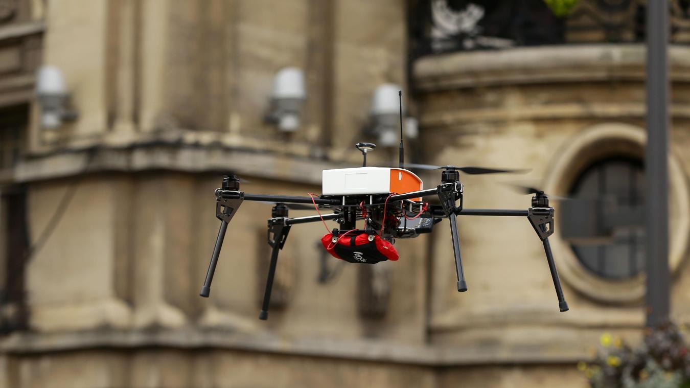 drone avec camera et photo