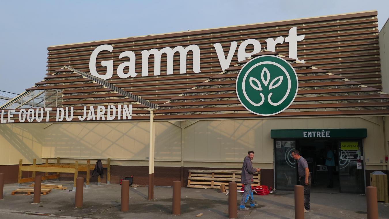 Hazebrouck: Gamm vert rouvrira ses portes vendredi près de Super U