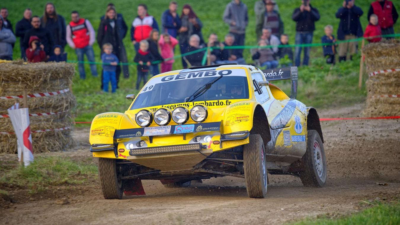 Rallye 7 vallees direct