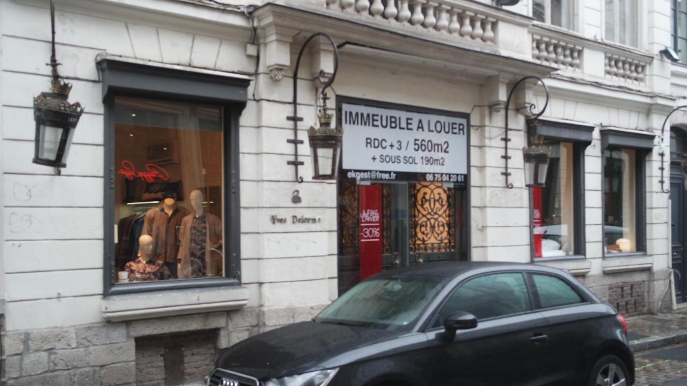 Lille - La boutique de linge de maison Yves Delorme va quitter la ...