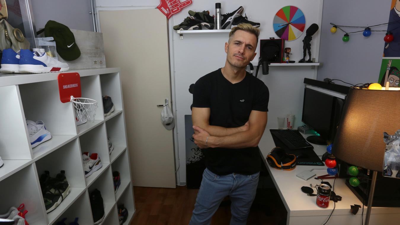 Villeneuve D Ascq Jimmy Fait L Con Le Youtubeur Lillois Aux