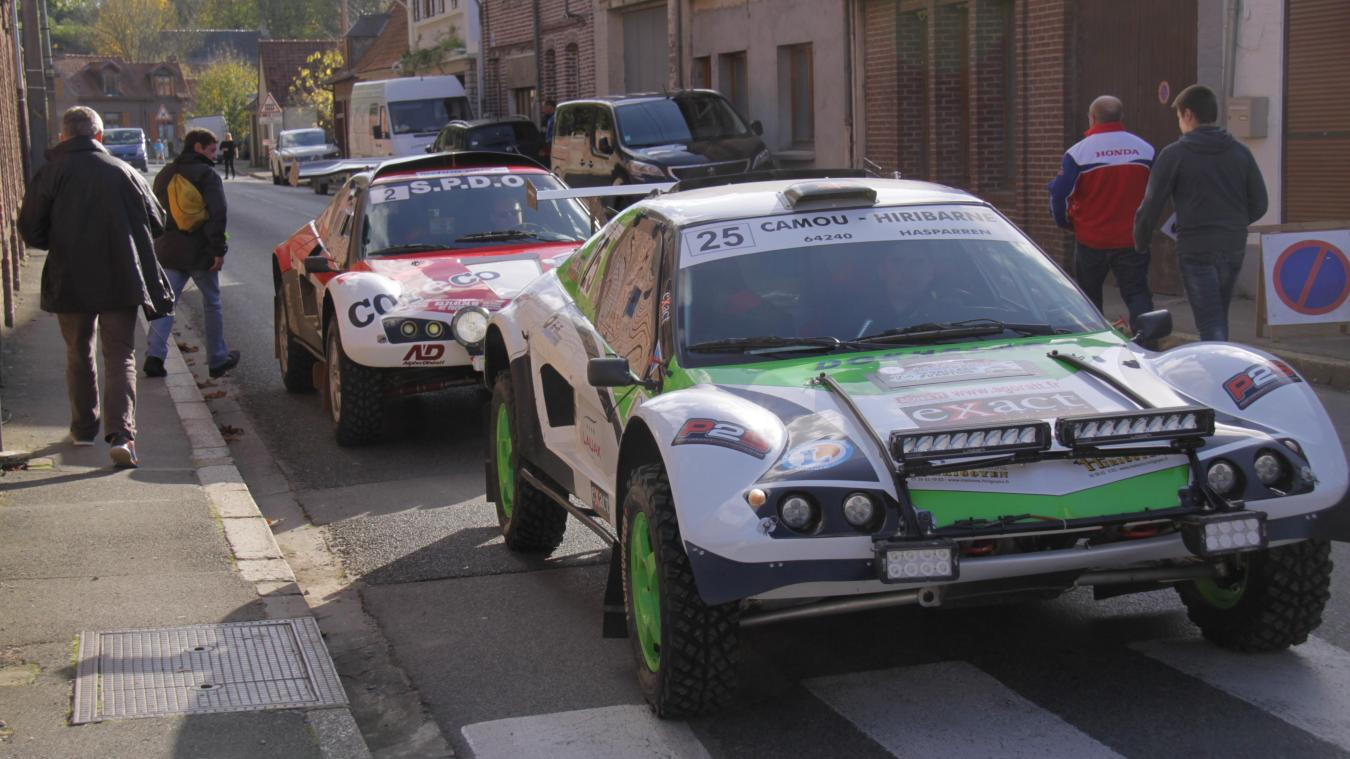 Rallye 7 vallées d'artois 2018