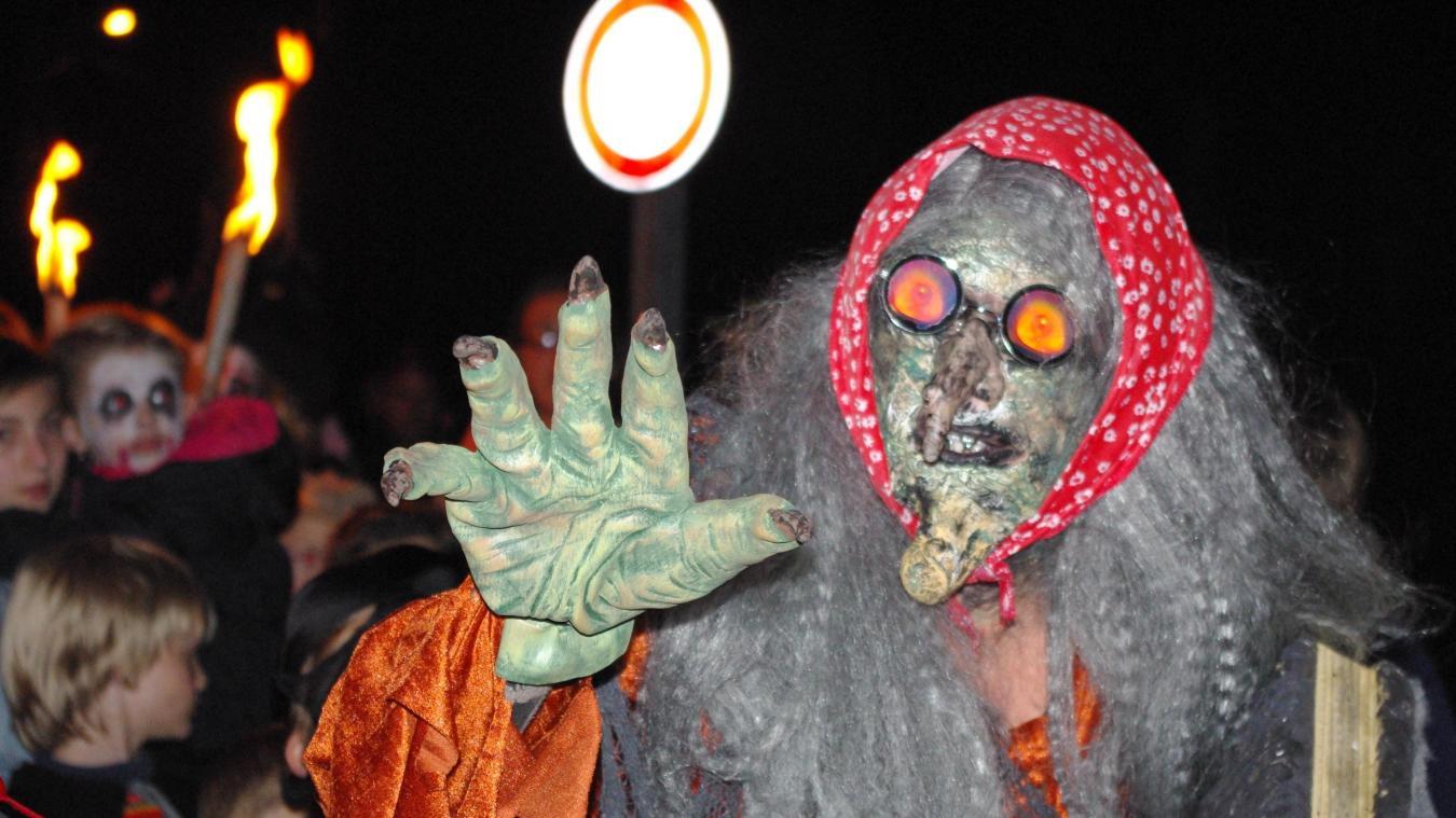 La Fete Halloween.Monchy Breton à Halloween Ils Préfèrent La Fête à Marie Grauette