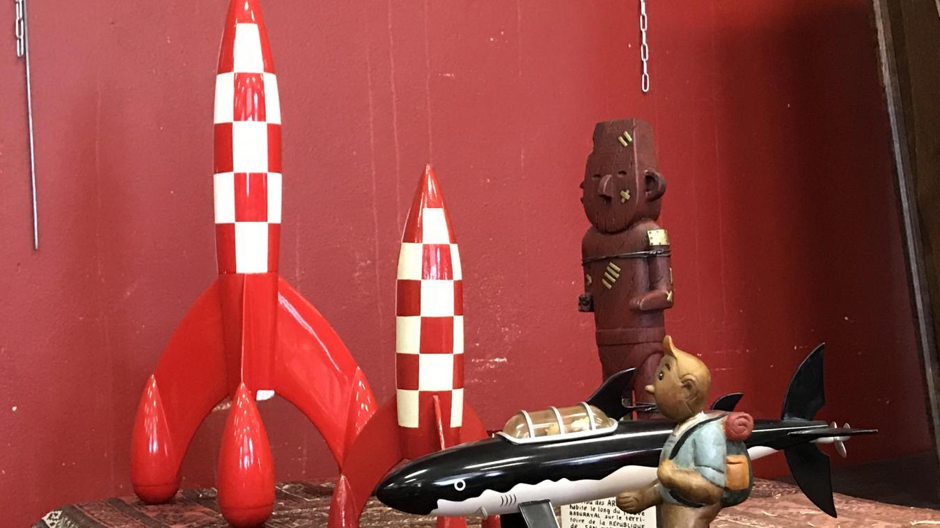 Valenciennes Rue De Famars On A Vu Tintin Aux Ench Res Mille