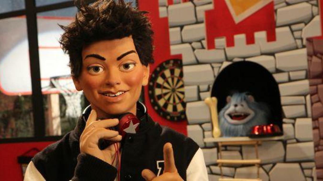 Television Le Retour Des Minikeums Avec La Marionnette De