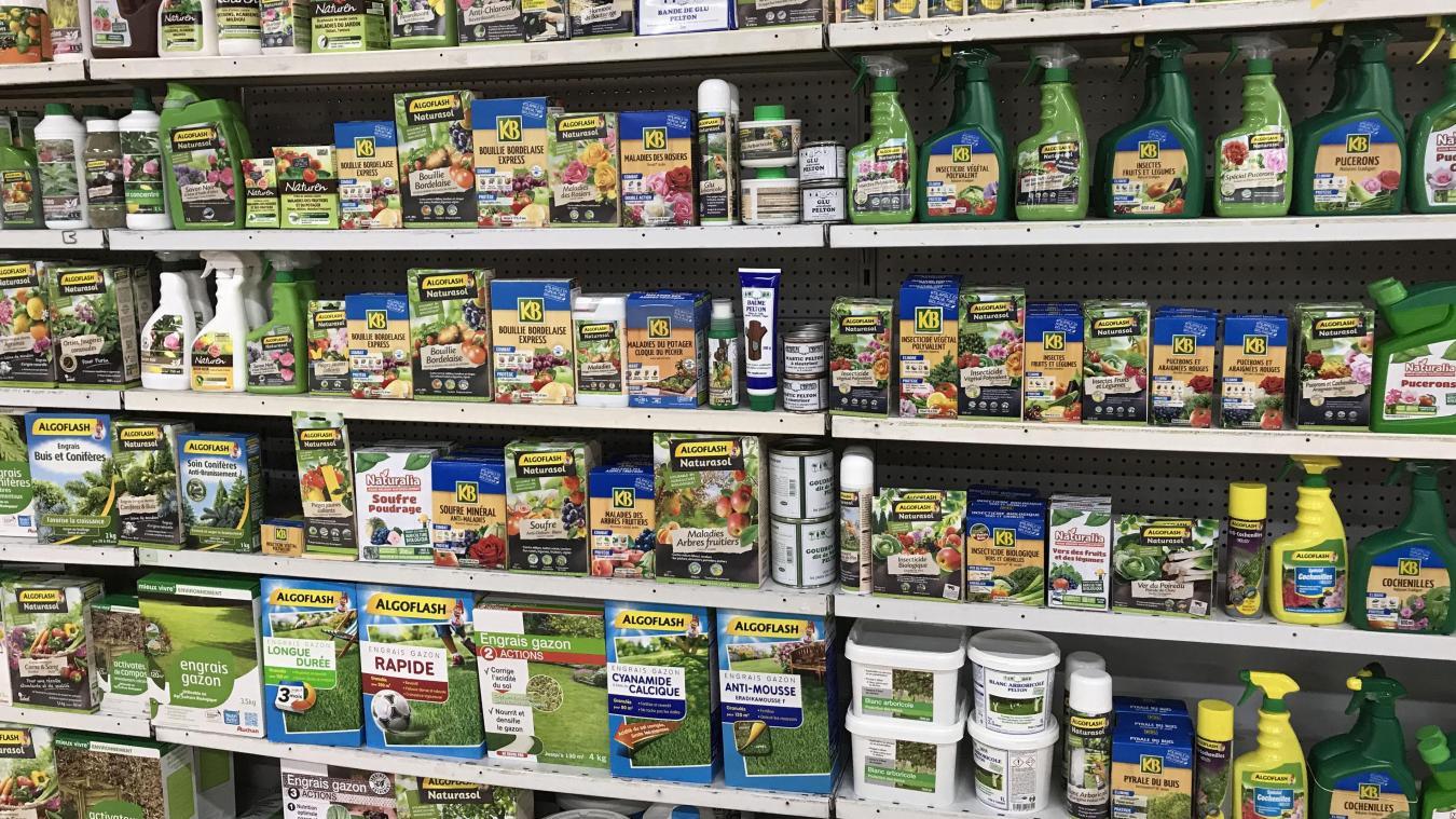 Consommation Auchan Ne Vend Plus De Produits Phytosanitaires