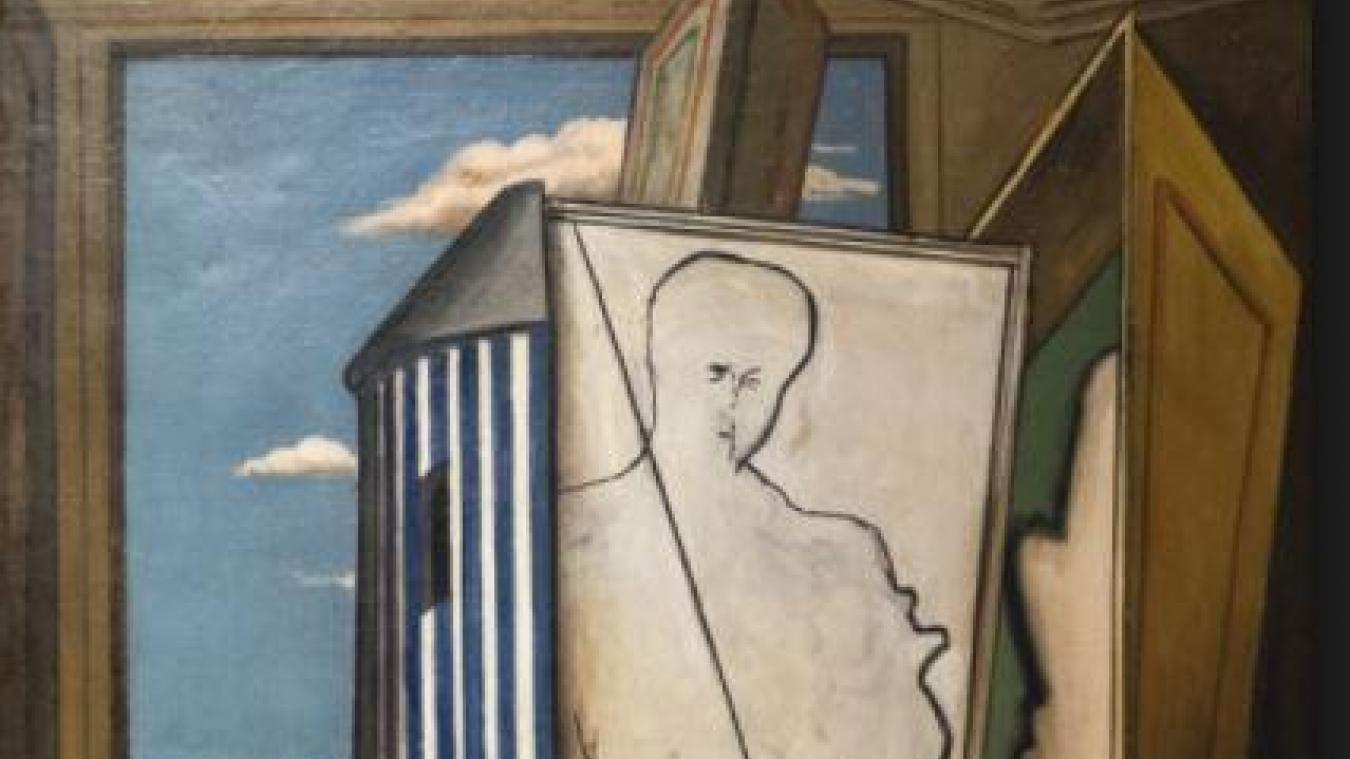 0820557eb70b Béziers  Vol d un tableau «inestimable» de Giorgio de Chirico