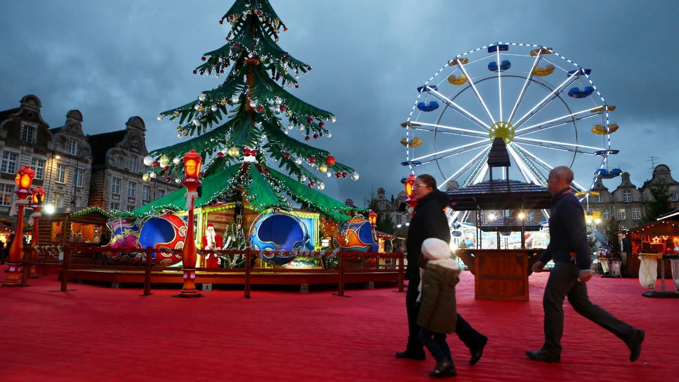 marche de noel d arras ARRAS   Ce qu'il faut savoir pour flâner léger au marché de Noël marche de noel d arras