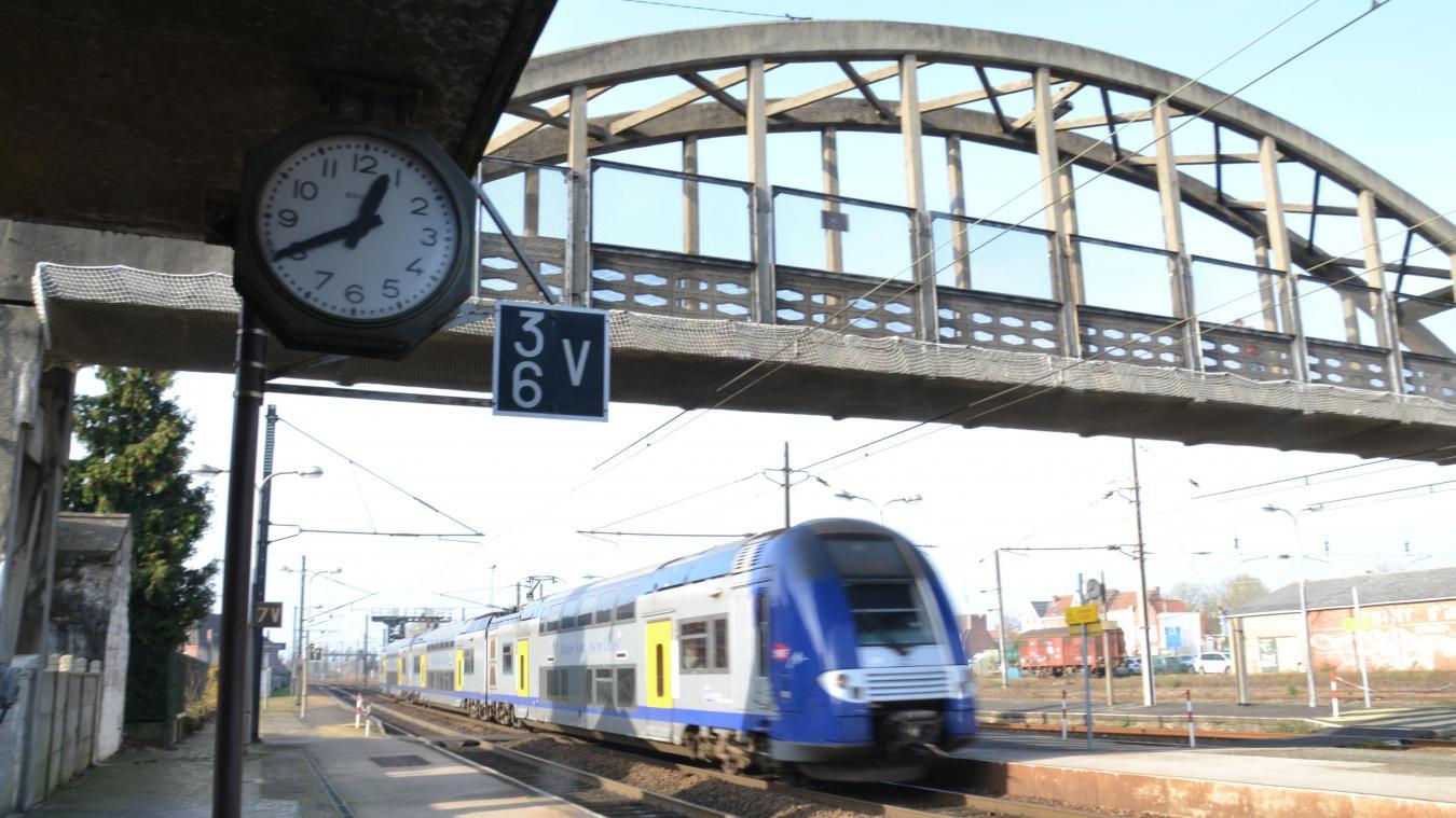 brillance des couleurs profiter de prix pas cher avant-garde de l'époque Hazebrouck Les TER en Flandre : les trois points à retenir ...