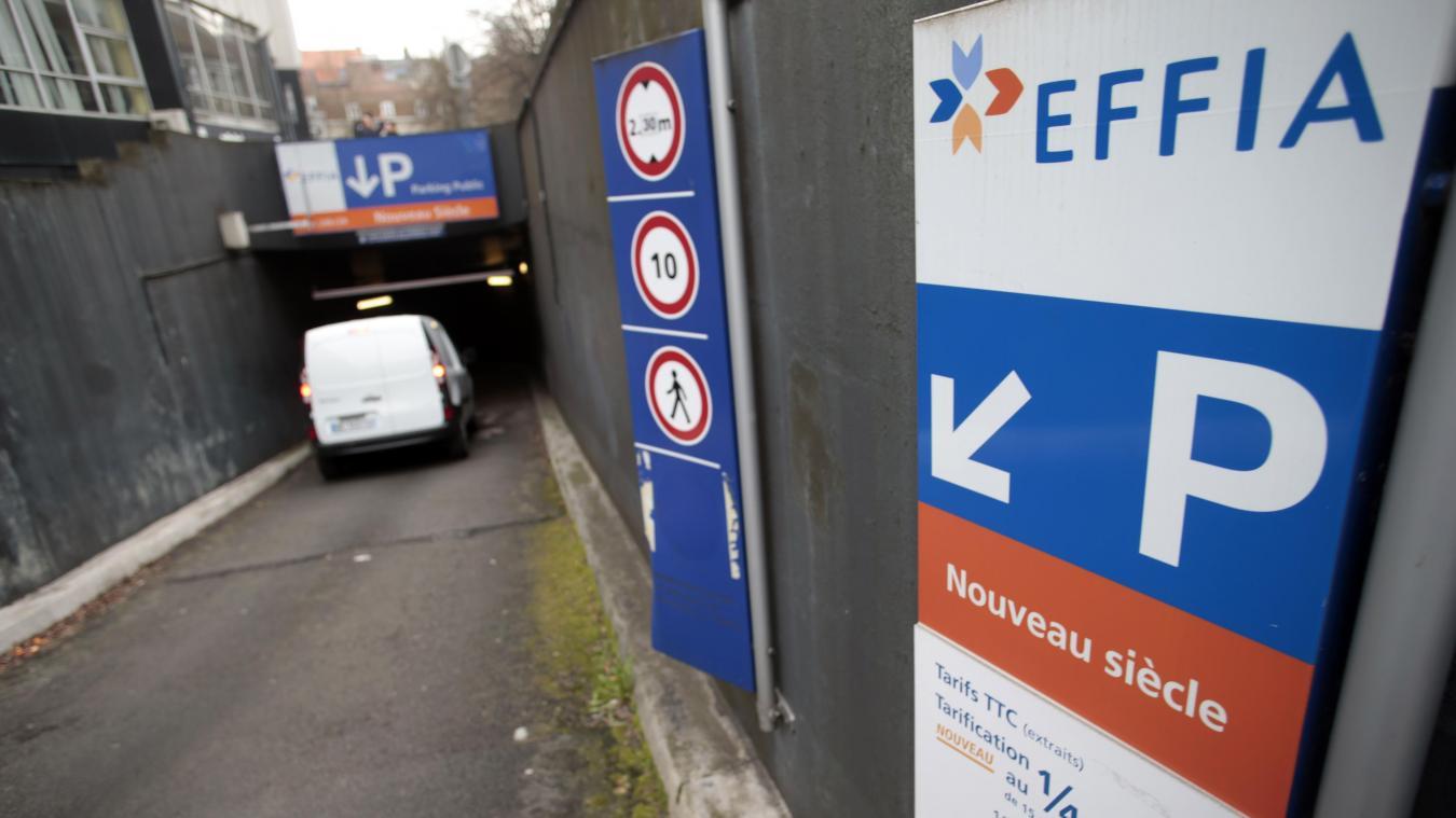 Lille Zoom Sur Le Business Des Parkings