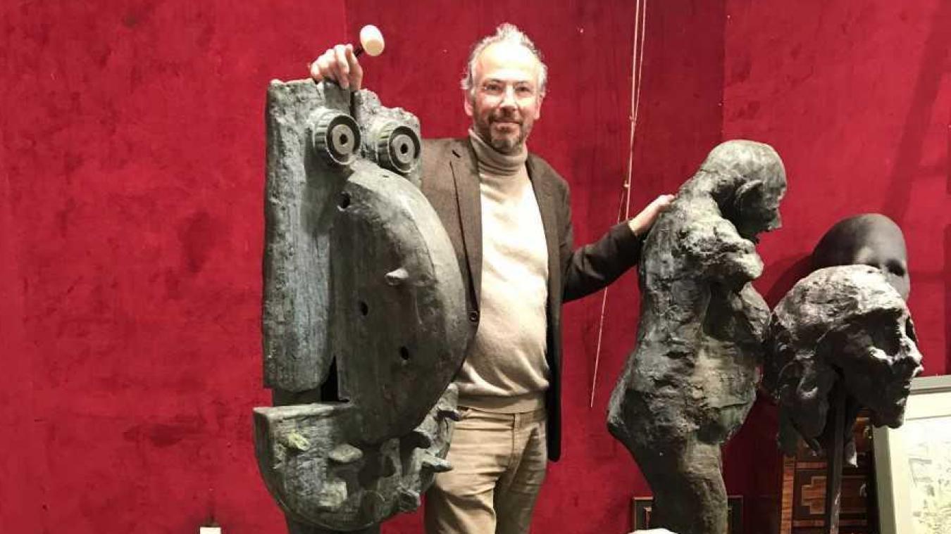 Lille Vente Aux Encheres Exceptionnelle De Plusieurs Sculptures De
