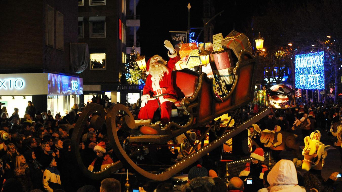 aa659187e2d Loisirs  Dunkerque en habits de lumière… de Noël