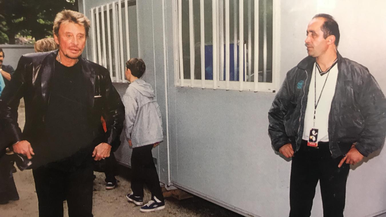Garde Du Corps Marseille dunkerque kad, garde du corps de johnny pendant onze ans
