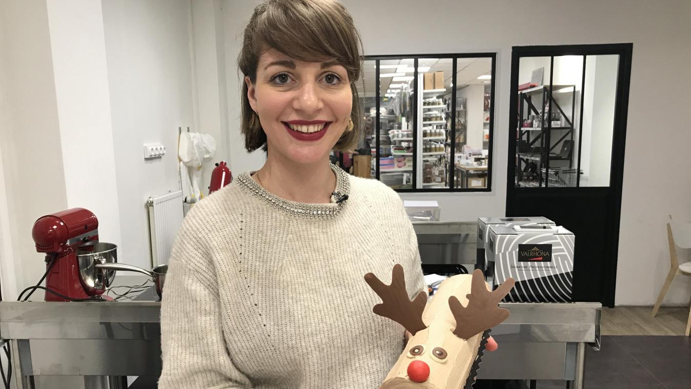 meilleure buche noel 2018 Lille   Rachel, lauréate du Meilleur pâtissier, vous a concocté  meilleure buche noel 2018