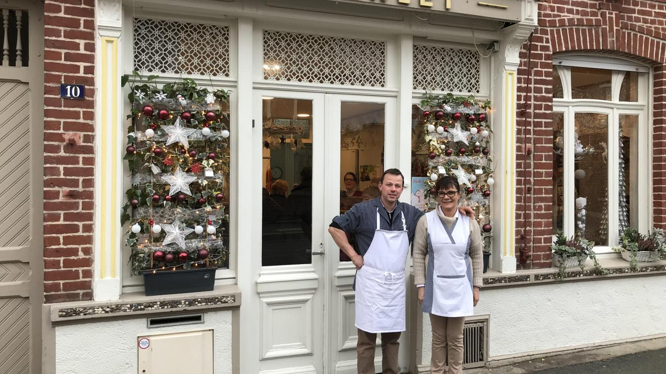 Menu De Noel Chez Henri Boucher.Allennes Les Marais De L Etal De Chez Bonvarlet Pres D Un