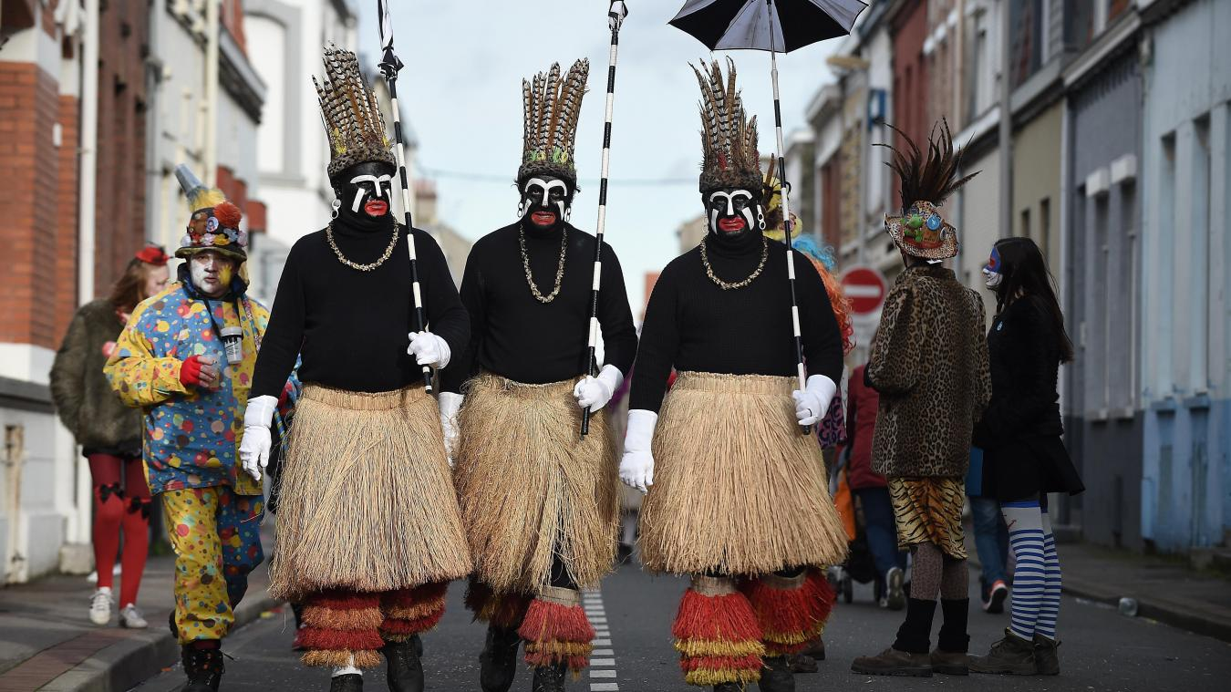 Le carnaval de Dunkerque rattrapé par la polémique —
