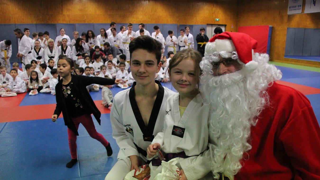 club taekwondo dunkerque