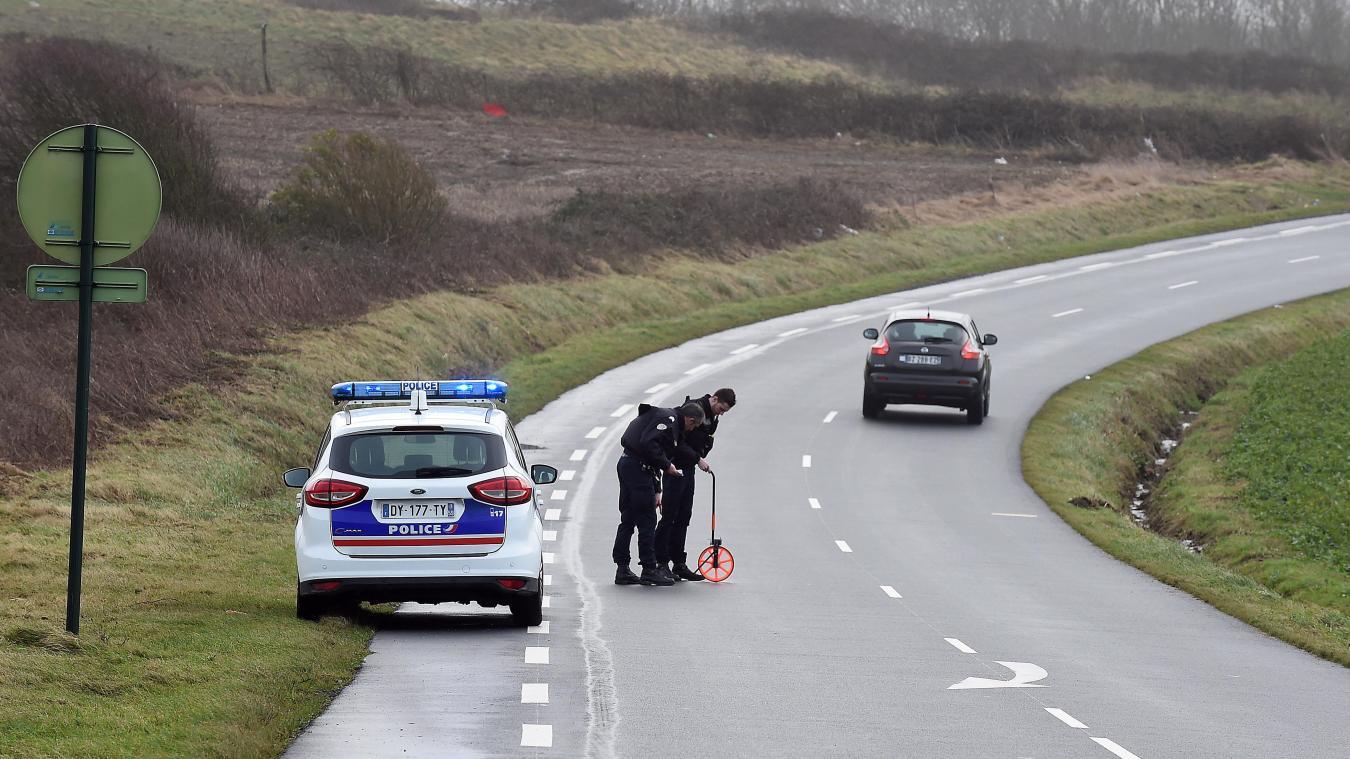 Pas-de-Calais: trois jeunes fauchés par une voiture en sortant de discothèque, un mort