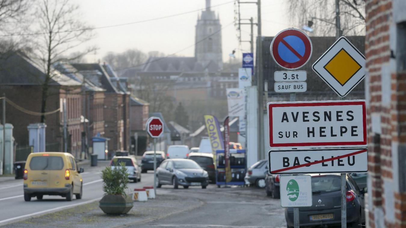 Avesnes Sur Helpe Le Chef Lieu D Arrondissement Parmi Les Villes