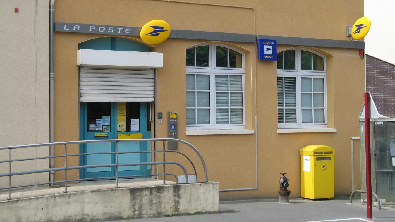 Petite forêt: le bureau de poste va rester fermé deux mois pour travaux