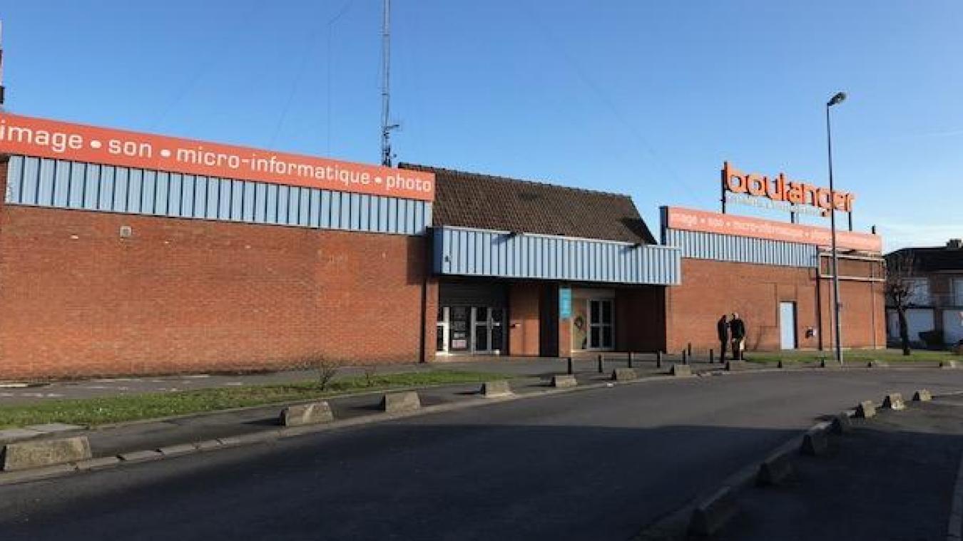 Fouquières-lès-Béthune  Gifi espère ouvrir début 2019, Boulanger fin ... f9aaee827bee
