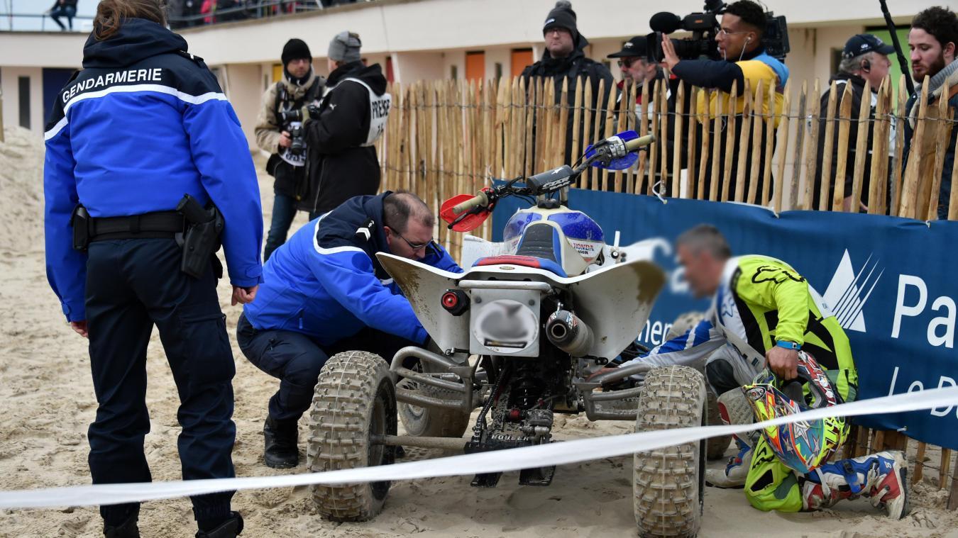 Une enquête est ouverte par les gendarmes pour déterminer les causes exactes de l'accident. Ph Stéphane Mortagne