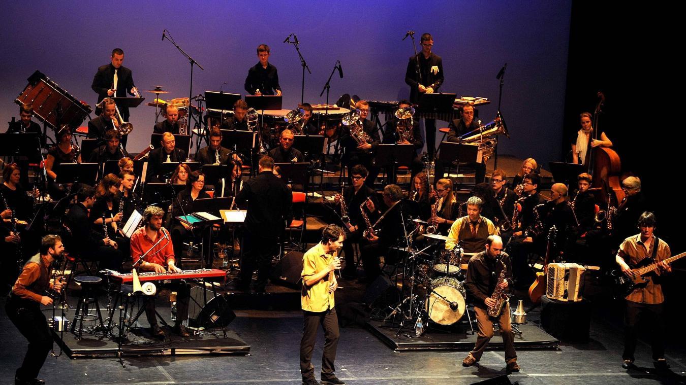 salle concert wazemmes