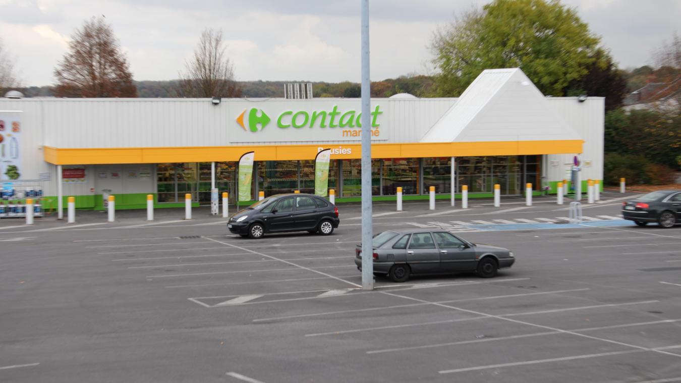 Deux magasins Carrefour menacés de fermeture — Aude