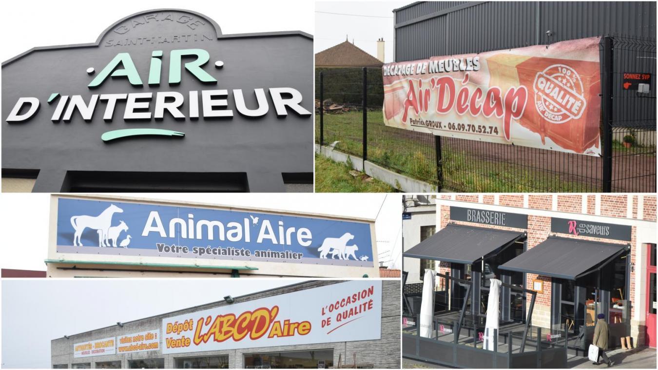 Aire Sur La Lys Aire Inspire Beaucoup Les Commercants Amateurs De