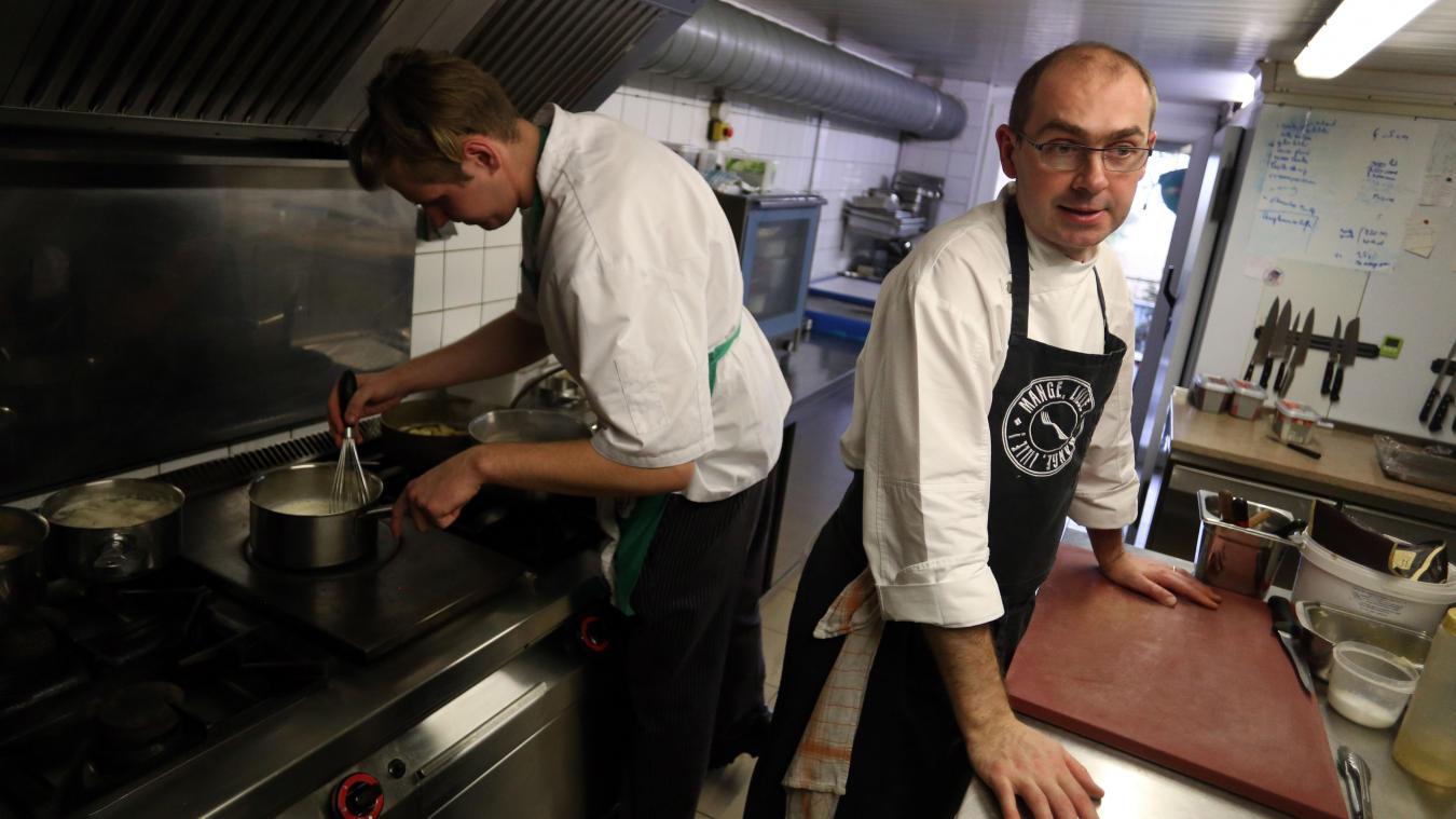 Gastronomie A Cassel Chez Eugene Hobraiche Une Annee Sous La