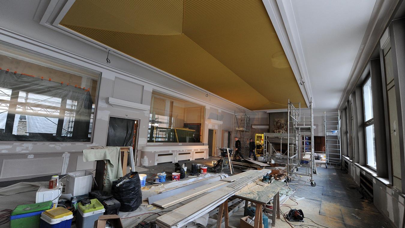 Renovation Escalier Nord Pas De Calais calais les premières images de la rénovation de l