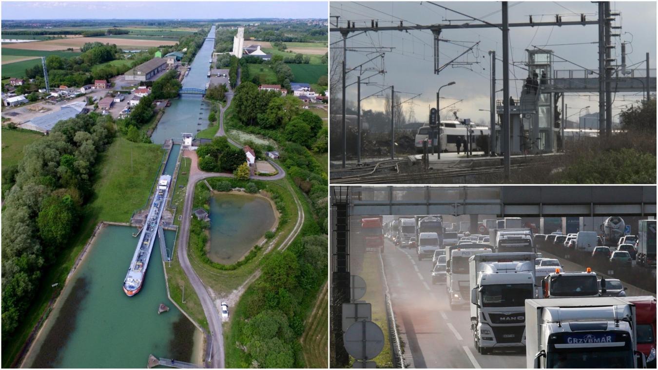 choisir authentique gros en ligne plus grand choix de 2019 Transports Route, fluvial, ferroviaire… les projets des ...