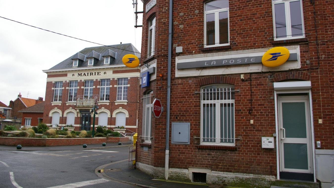 Aubers: le bureau de poste ne sera plus ferméu2026 sauf en cas de fermeture