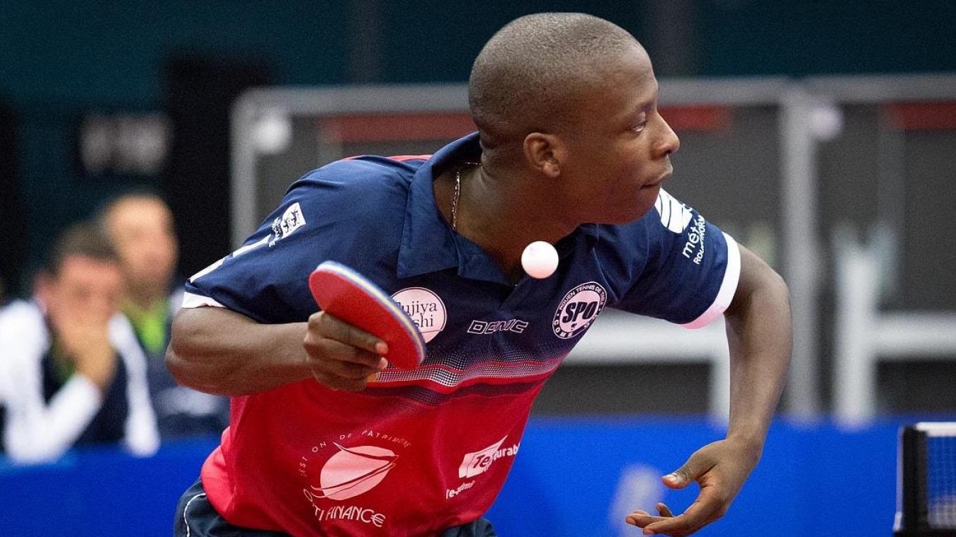 Tennis De Table Le Rouennais Abdel Kader Salifou Remporte Le Ping