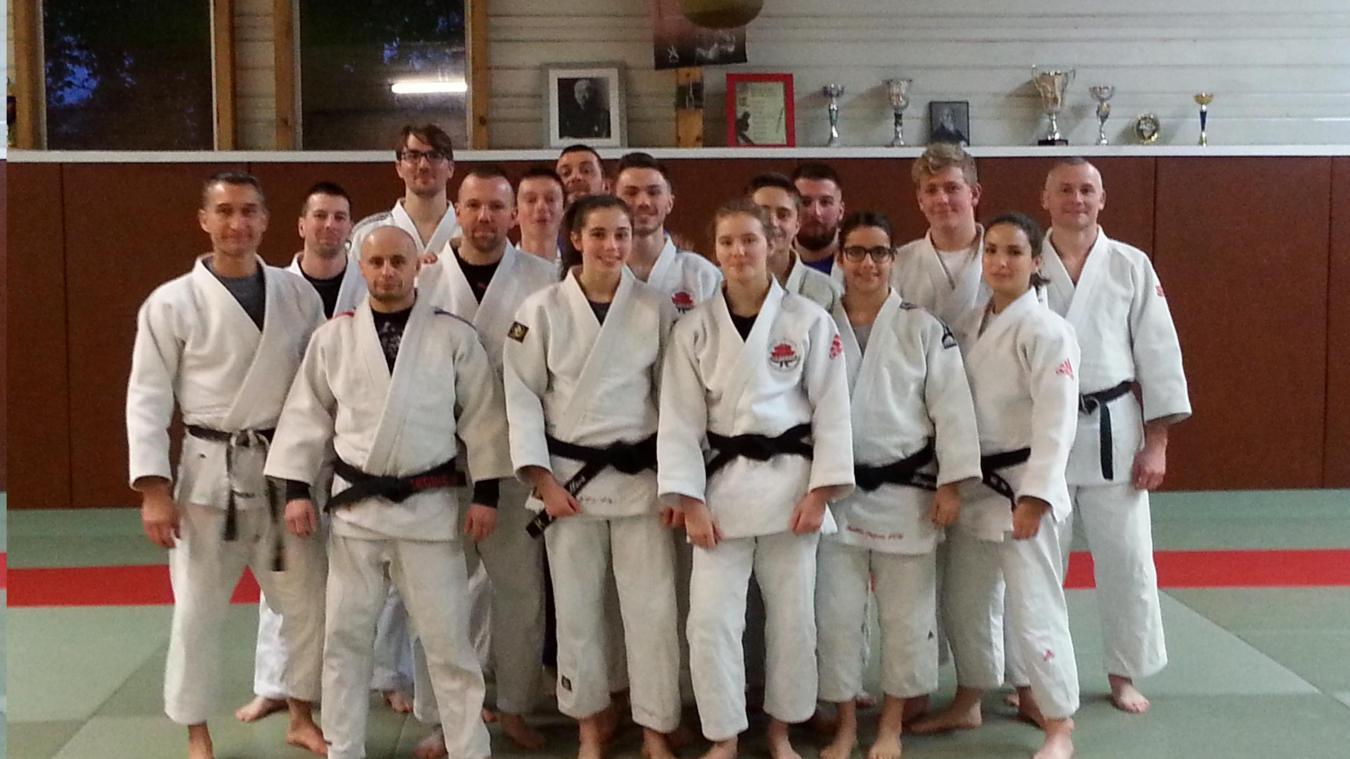 club judo wallers