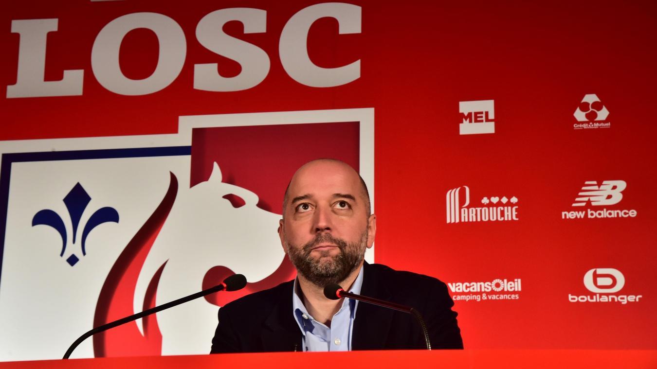 Gérard Lopez pas tendre avec Marcelo Bielsa — LOSC