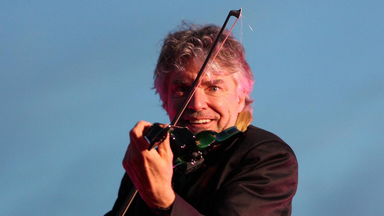 Didier Lockwood, célèbre musicien Calaisien, est mort