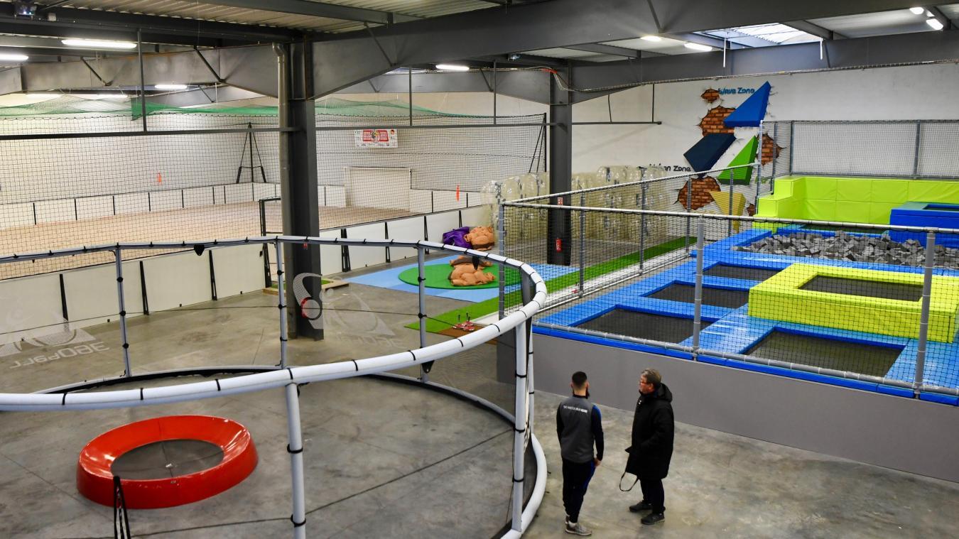 Un jeune homme meurt dans un accident de trampoline — Dunkerque
