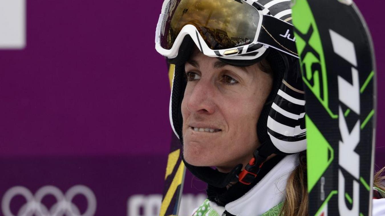 Ophélie David se blesse et dit adieu aux Jeux — Skicross