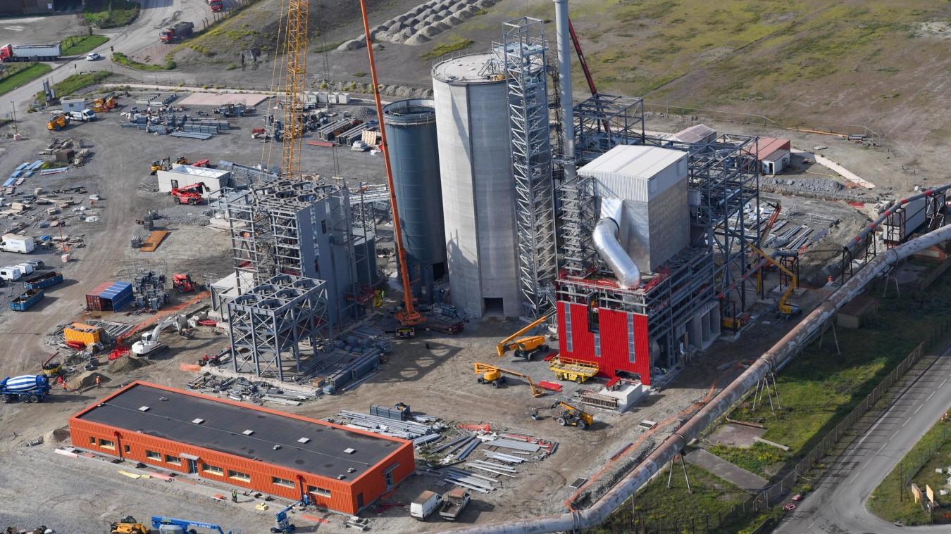 Dunkerque   L'usine Ecocem, qui va bientôt démarrer sur le site d